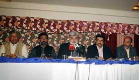 اسلام آباد، پاکستان عوامی تحریک کی پریس کانفرنس