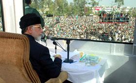 PAT not to contest elections: Tahirul Qadri