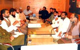 سیالکوٹ: الیکشن ڈے کو دھرنے کو دھرنا ہوگا، تحریک منہاج القرآن کا اجلاس