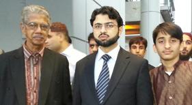 منہاج ایشیئن کونسل کے زیر اہتمام ڈاکٹر حسن محی الدین قادری کا دورہ ہانگ کانگ