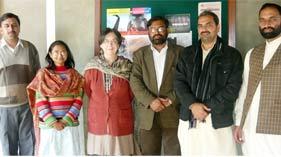 MQI delegation visits Christian Study Centre