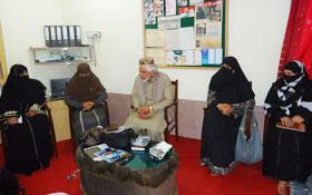 جہلم، تربیتی کیمپ و تقسیمِ اسناد و انعامات حسن کارکردگی