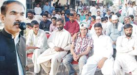 تحریک منہاج القرآن فیصل آباد حلقہ 65 رحمت ٹائون دفتر کی افتتاحی تقریب