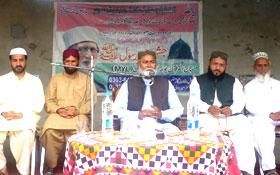 لودہراں : تحریک منہاج القرآن کا ورکرز کنونشن