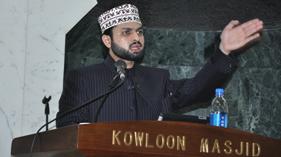 ڈاکٹر حسن محی الدین قادری کا ہانگ کانگ میں جمعہ کے عظیم الشان اجتماع سے خطاب