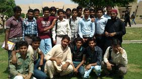یونیورسٹی آف گجرات میں مصطفوی سٹوڈنٹس موومنٹ کی تنظیم سازی