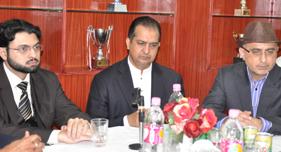 ڈاکٹر حسن محی الدین قادری کے اعزاز میں پاکستان کلب ہانگ کانگ کا عشائیہ