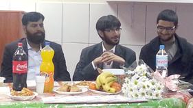 سپین : منہاج اسلامک سنٹر بارسلونا میں سپانش زبان کی کلاس کے طلباء کے اعزاز میں الوداعی پارٹی