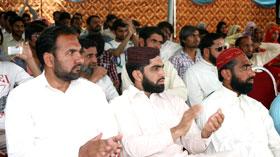 شکر گڑھ : پاکستان عوامی تحریک کا ورکرز کنونشن