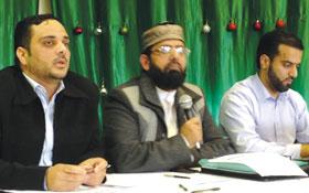 برطانیہ: ایک غیر آئینی اور جانبدار الیکشن کمیشن کیسے صاف اور شفاف انتخابات کروا سکتا ہے، تحریک منہاج القرآن کے رہنماؤں کی پریس کانفرنس