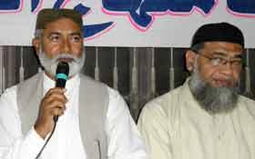 چیچہ وطنی: تحریک منہاج القرآن و پاکستان عوامی تحریک کا ورکرز کنونشن