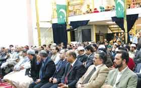 برمنگھم: ڈاکٹر محمد طاہر القادری کی اعلی سیاسی و مذہبی جماعتوں کے وفود سے ملاقات