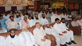 پاکستان عوامی تحریک فیصل آباد کے زیراہتمام مزدوروں کے عالمی دن کے موقع پر تقریب