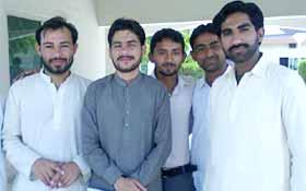 مصطفوی سٹوڈنٹس موومنٹ کے سیکرٹری جنرل وحید اختر کا دورہ سندھ