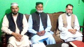 میرپور : تحریک منہاج القرآن کا مشاورتی تنظیمی اجلاس