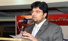 Dr Hussain Mohi-ud-Din Qadri addresses PAT Foundation Day 2013
