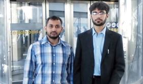 سپین: منہاج یورپین کونسل کے اجلاس میں شرکت کے لیے ظل حسن قادری اور نوید احمد اندلسی اوسلو پہنچ گئے