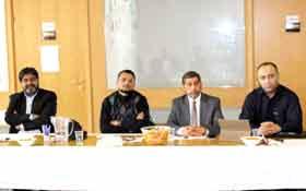 ناروے : منہاج یورپین کونسل کا تنظیمی اجلاس