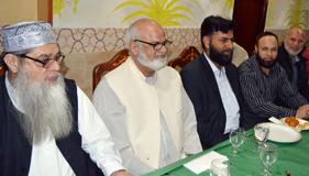 سپین: بارسلونا کی معروف کاروباری و سماجی شخصیت میاں آصف محمود کا منہاج القرآن انٹرنیشنل سپین کے اعزاز میں عشائیہ