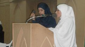 MWL (France) celebrates Miraj-un-Nabi