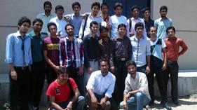 گجرات: یونیورسٹی آف گجرات میں ایم ایس ایم کی فیئر ویل پارٹی