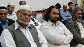فرانس: مجلس شوریٰ منہاج القرآن فرانس کی ڈاکٹر حسن محی الدین قادری کی ملاقات