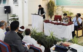 انٹرفیتھ ریلیشنز منہاج القرآن انٹرنیشنل اور کرسچین سڈی سینٹر راولپنڈی کے باہمی اشتراک سے سیمینار
