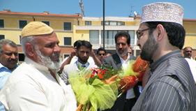 اٹلی: ڈاکٹر حسن محی الدین قادری تین روزہ دعوتی وتربیتی دورہ پر آریزو، اٹلی پہنچ گئے