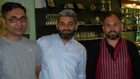 اٹلی: ڈاکٹر حسن محی الدین کے اعزاز میں کارپی تنظیم کا عشائیہ