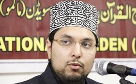 ڈاکٹر حسین محی الدین قادری کا دورہ سویڈن