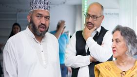 ڈنمارک: پاکستان کی سفیر کا منہاج القرآن اسلامک سنٹر کا دورہ