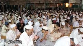 کوہاٹ: تحریک منہاج القرآن کے زیراہتمام شب برات کا اجتماع