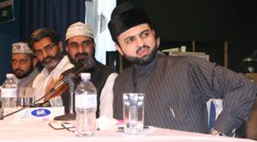 اٹلی: ڈاکٹر حسن محی الدین قادری کا پیغام خلق عظیم کانفرنس سے خطاب