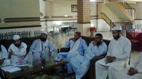 آزاد کشمیر: تحریک منہاج القرآن کھوئی رٹہ کی تنظیم سازی