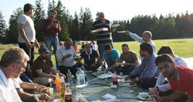 ناروے: منہاج القرآن انٹرنیشنل اوسلو کے زیر اہتمام گرل پارٹی کا اہتمام