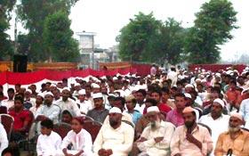 شکر گڑھ: 5 روزہ دروس عرفان القرآن - تیسرا روز