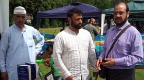 MQI (London) takes part in Noor-ul-Islam Fete