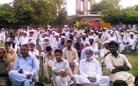 لیہ : دروس عرفان القرآن کی تیسری نشست