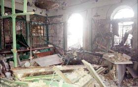 Desecration of Hazrat Khalid Bin Waleed's shrine is an attack on Muslims' collectivity: Dr Tahir-ul-Qadri