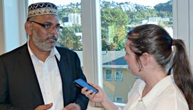 ناروے : منہاج القرآن اوسلو ناروے کی دعوت پر ناروے کی تنظیم SIAN کی مرکز آمد