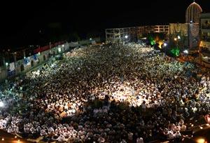 Dr Muhammad Tahir-ul-Qadri addresses International Spiritual Gathering 2013