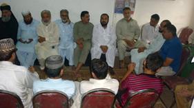 گوجرانوالہ: تحریک منہاج القرآن کے زیر اہتمام عید ملن پارٹی کا انعقاد