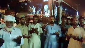 لودھراں: کثیر تعداد میں لوگ اعتکاف بیٹھنے کے لیے لاہور روانہ ہو گئے