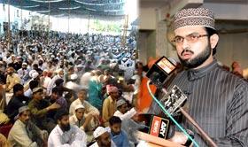 Dr Hassan Mohi-ud-Din Qadri pays rich tributes to Hazrat Pir Meher Ali Shah (RA)