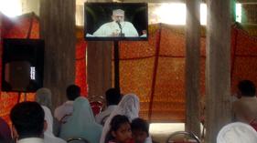 گوجر خان: تحریک منہاج القرآن کی عید ملن پارٹی