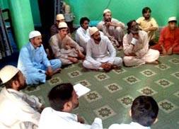 ماہانہ اجلاس تحریک منہاج القرآن میرپور، آزاد کشمیر