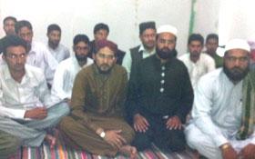 کھوئی رٹہ: تحریک منہاج القرآن کا تنظیمی اجلاس