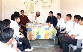 کھوئی رٹہ: ایم ایس ایم کا تنظیمی اجلاس