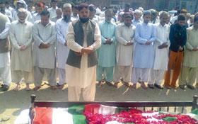 تحریک منہاج القرآن راوی ٹاون کے عظیم کارکن حاجی لیاقت علی رضائے الہی سے انتقال کر گئے