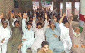 لیہ: تحریک منہاج القرآن کا ورکرز کنونشن